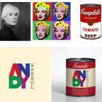 Cum ar fi arătat logo-urile unor pictori celebri